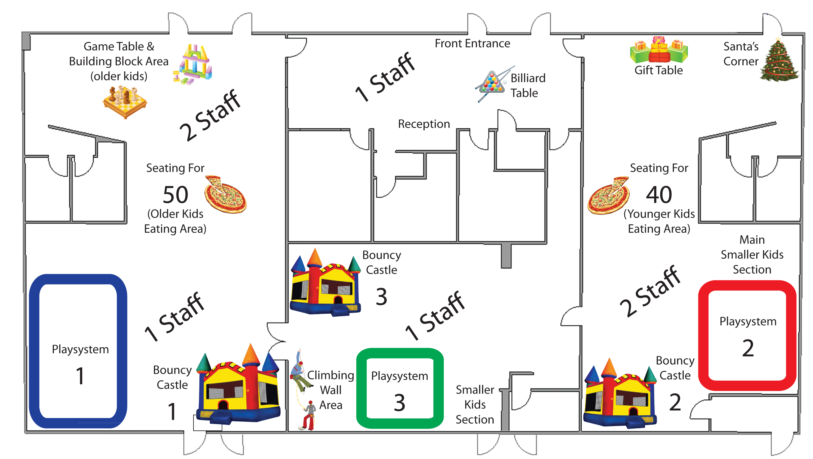 Corporate Events Toronto Indoor Playground Birthday Party Rooms - Childrens birthday parties north york