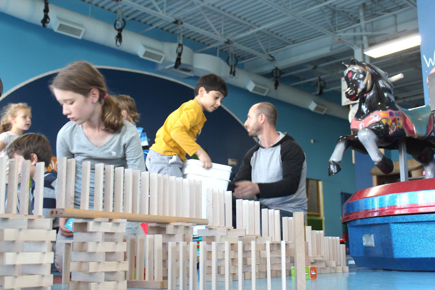 Pa Day Camps Toronto Indoor Playground Birthday Party