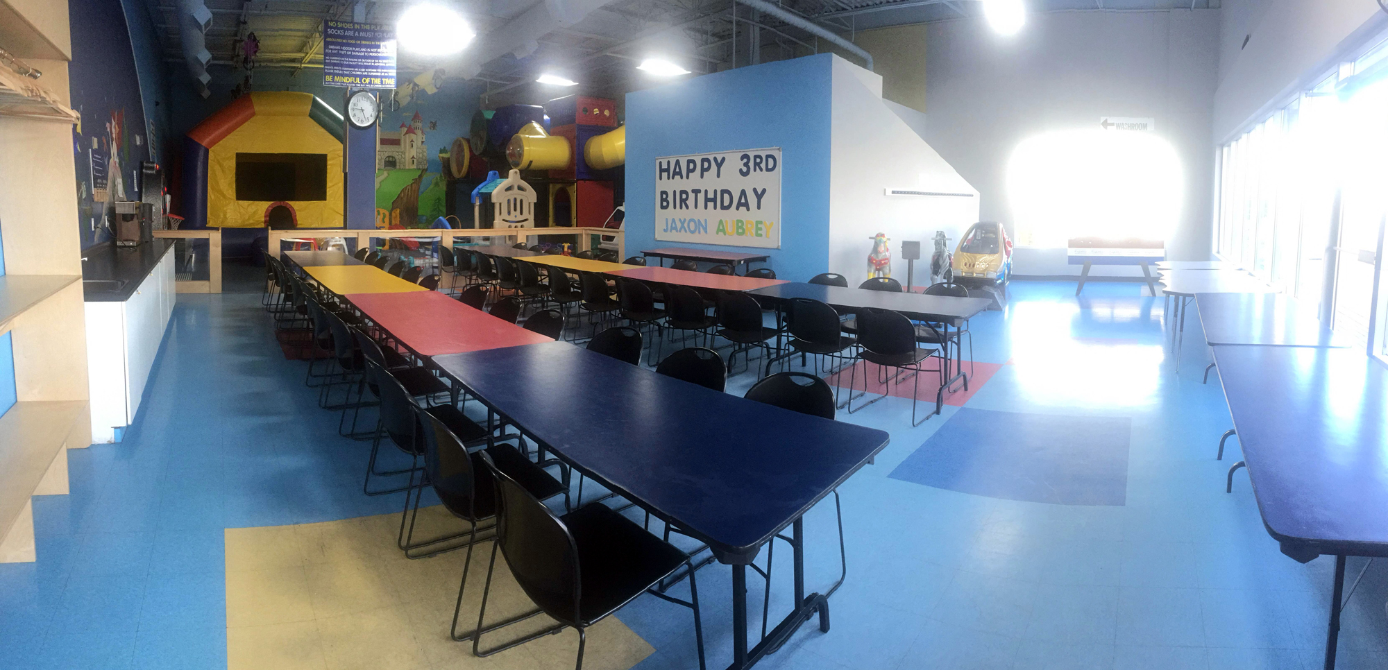 Dream Room One Details Toronto Indoor Playground Birthday Party